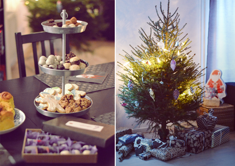 Banana Bloom Christmas // http://BananaBloom.com #vegan #christmas #celebration #cooking