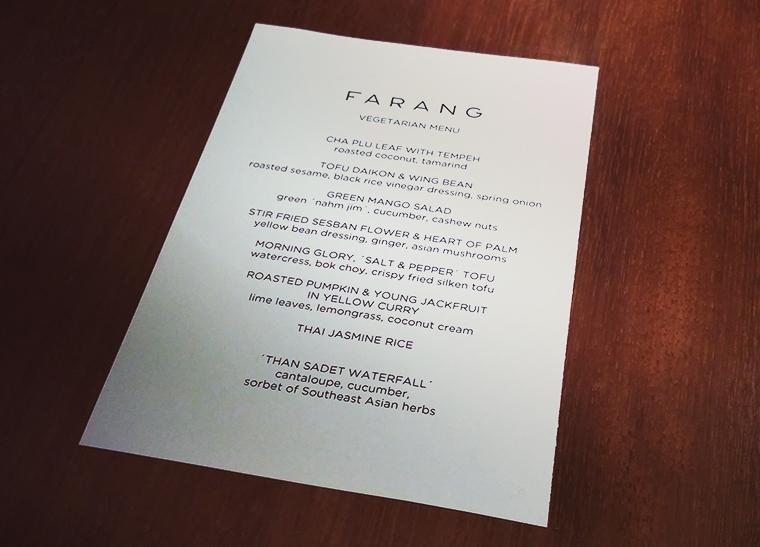 Vegan Dining in Stockholm: FARANG // https://bananabloom.com #vegan #restaurant #stockholm