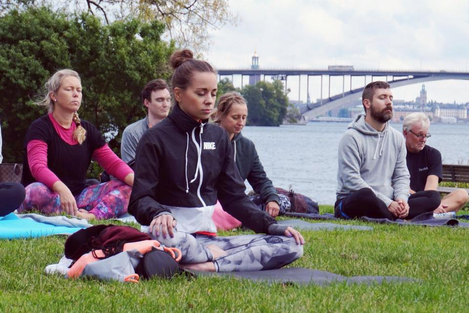 On mindfulness, meditation and yoga // http://BananaBloom.com #yoga #mindfulness #meditation #health