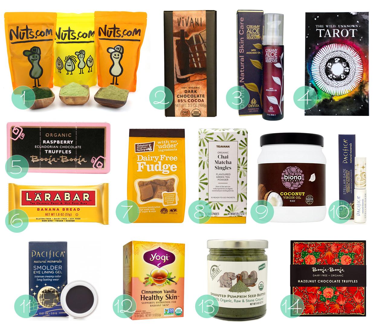 14 Health and Wellness Stocking Stuffers  http://BananaBloom.com