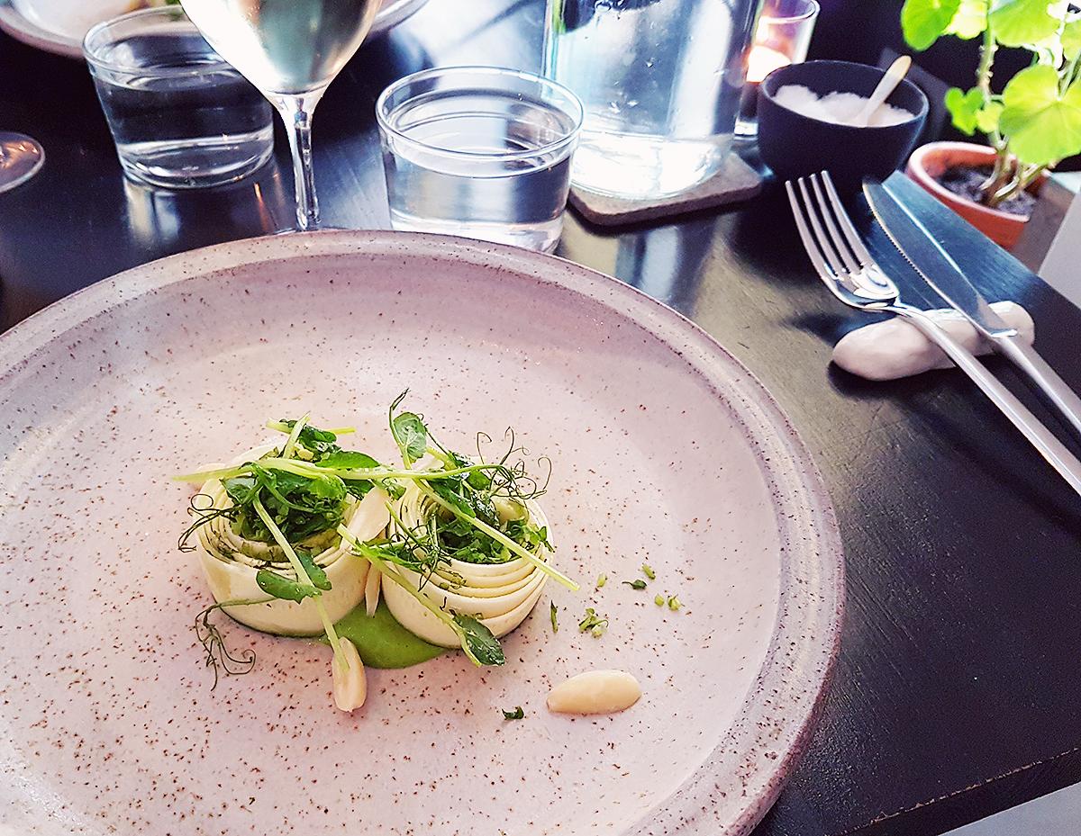 Restaurant Gro | http://BananaBloom.com #stockholm #vegetarian #restaurant