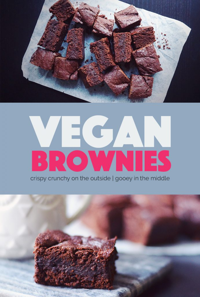 Vegan Brownies | http://BananaBloom.com #vegan #brownies