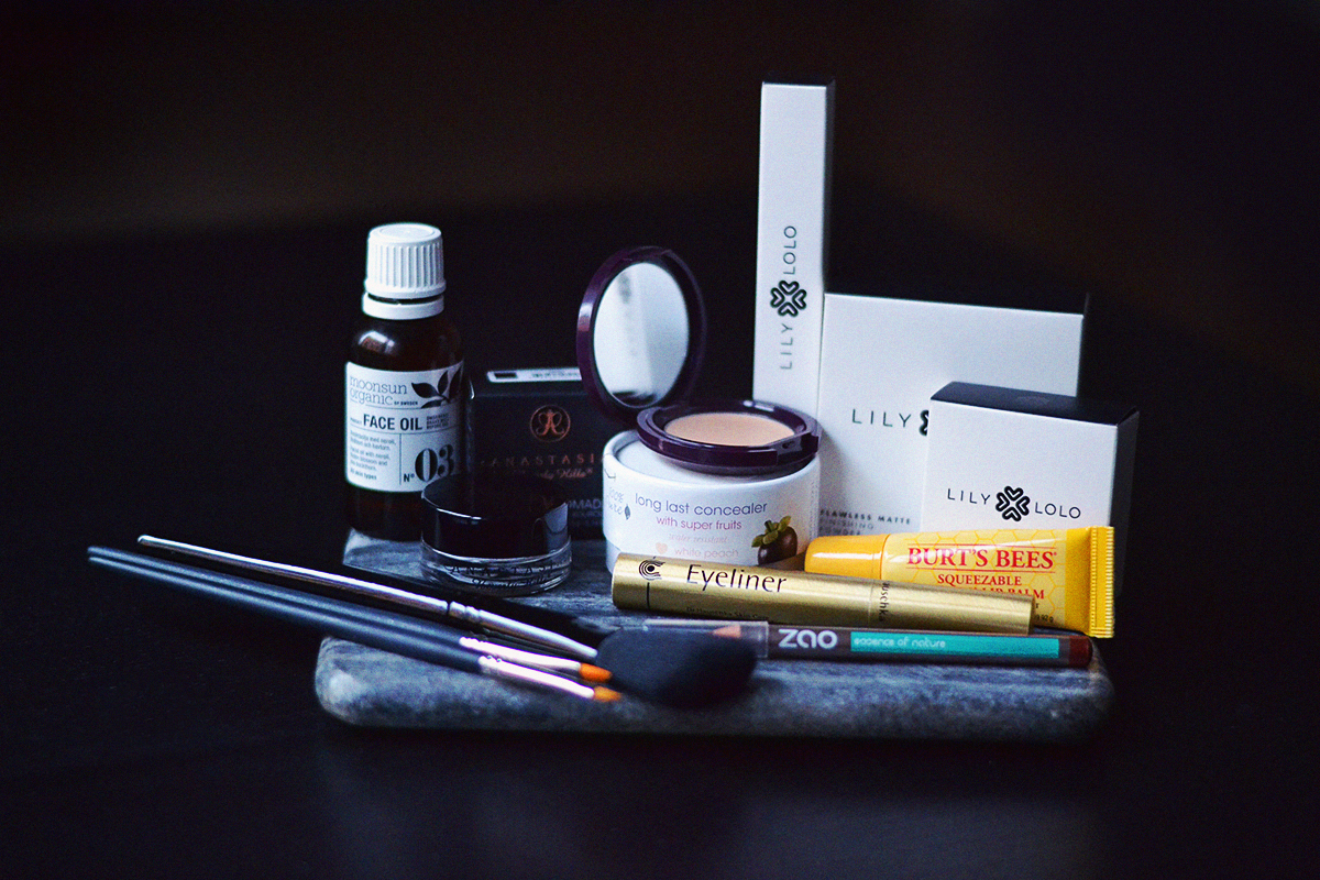 10 Natural Organic Cruelty Free Makeup Favourites |http://BananaBloom.com