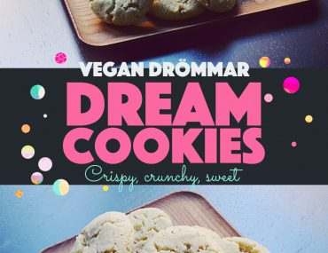 Vegan Dream Cookies | http://BananaBloom.com