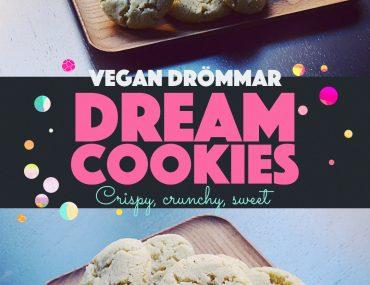 Vegan Dream Cookies |http://BananaBloom.com