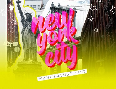 New York City Wanderlust List