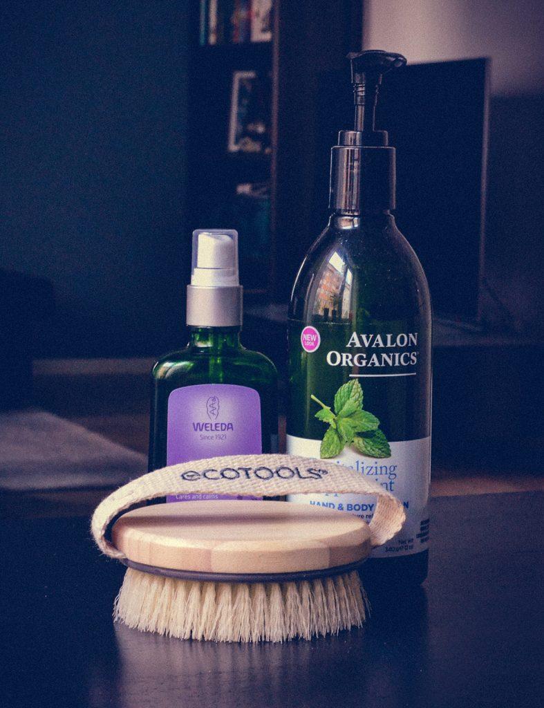 Benefits of Dry Brushing |http://BananaBloom.com