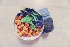Crispy Tofu Recipe |http://BananaBloom.com