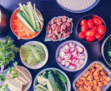 Vegan Food Prep | http://BananaBloom.com